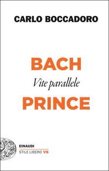 Carlo Boccadoro: Bach e Prince