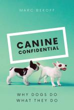 Marc Bekoff: Canine Confidential