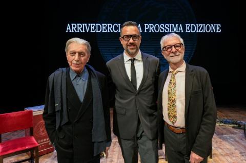 Andrea Pomella al Premio Napoli 2019