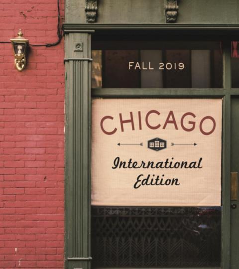 University of Chicago Press, Fall 2019