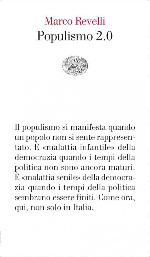 Marco Revelli: Populismo 2.0