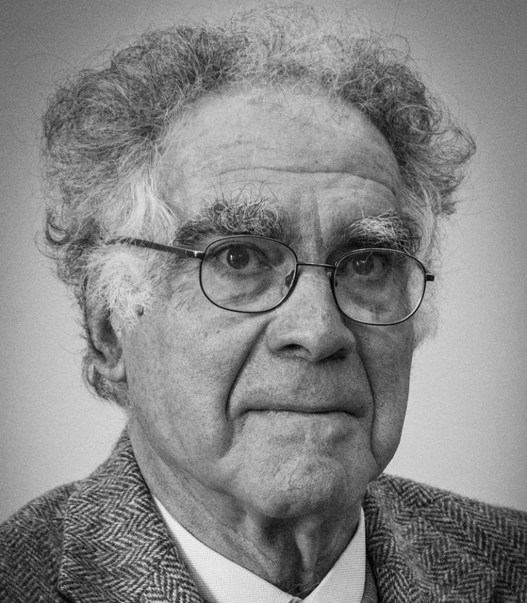 Carlo Ginzburg. Foto di Claude Truong-Ngoc