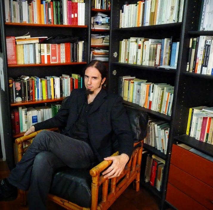 Davide Sisto, foto di Eleonora Franzini Tibaldeo